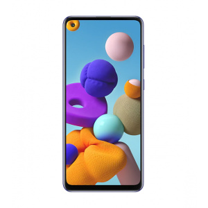 Samsung Galaxy A21s Dual SIM 4GB+64GB Blue