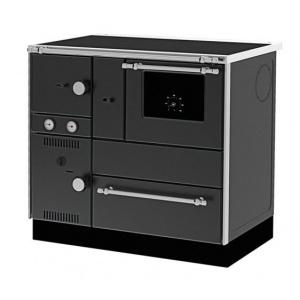 Alfa Plam AlfaTerm20, 23 kW, negru, dreapta
