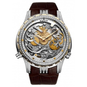 Edox Cape Horn Super Limited Edition Tribute to SEA DUBAI 87003 318D2 AID