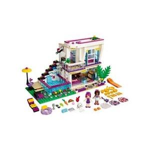 Lego friends casa vedetei pop livi 41135 detalii produs - Lego friends casa de livi ...