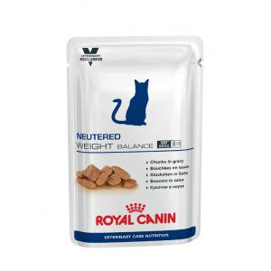 Royal Canin Neutered Weight Balance Wet - plic 12 x 100 g