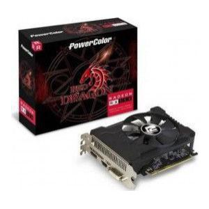 PowerColor Radeon RX 550 Red Dragon 4GB GDDR5 128-bit