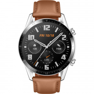 Huawei Watch GT 2 Classic Edition 46mm Pebble Brown