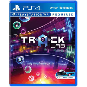 Sony Track Lab PSVR