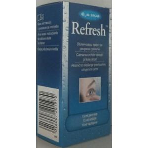 Allergan Refresh picaturi pentru lentile de contact 15ml