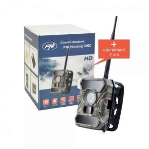PNI Camera vanatoare Hunting 300C cu Internet