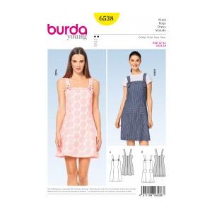 Burda Style Tipar rochie 6538