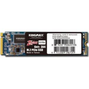Kingmax PX3480 512GB PCIe Gen 3x4 M.2 NVMe