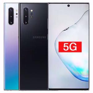 Samsung Galaxy Note 10 Plus N976 12GB RAM 256GB 5G Aura Black