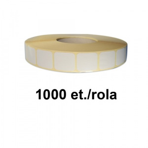 ZINTA Role etichete termice 47x45mm, 1000 et./rola - 47X45X1000-TH