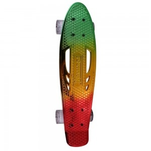 inSPORTline Pennyboard Karnage Chrome Retro Transition