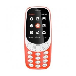 Nokia 3310 2017 16MB Dual SIM Red