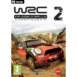 Black Bean WRC: FIA World Rally Championship 2 (PC)