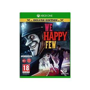 Gearbox Software We Happy Few Deluxe Edition