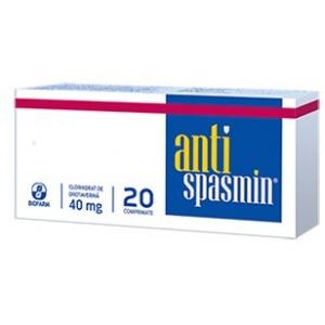 Biofarm Antispasmin 40mg x 20 cp