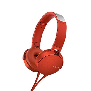 Sony MDR-XB550AP Roşu