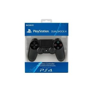 Sony Controller Dualshock 4 V2 Wireless Jet Black Ps4