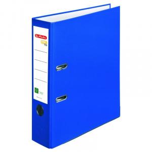Herlitz Biblioraft One File A4 8 Cm Fsc Albastru