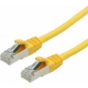 Value Cablu retea SFTP Cat.6 LSOH 1.5m Galben
