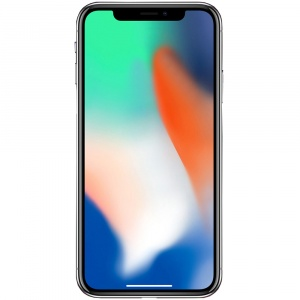 Apple Iphone X 64GB 4G Silver