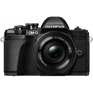Olympus E-M10 Mark III black + 14-42mm EZ (V207072BE000)