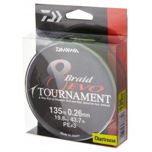 Daiwa Tournament 8 Braid Evo 0.18mm/300m