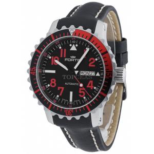 Fortis Aquatis Marinemaster DayDate Red 670.23.43 L.01