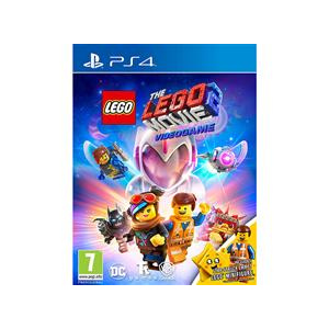 DC Comics Lego Movie 2 The Videogame PS4