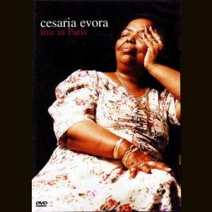 Cesaria Evora Live in Paris