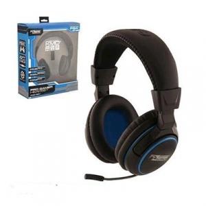 KMD PlayStation 4 Headset Pro Gamer Black