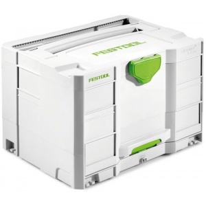 Festool SYS-Combi 2 Systainer T-LOC 200117