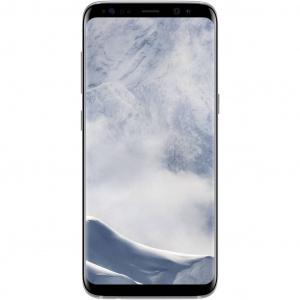 Samsung Galaxy S8 64GB 4GB RAM Dual SIM 4G Arctic Silver