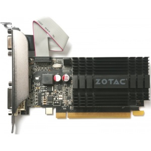 Zotac GeForce GT 710 2GB DDR3 64-bit Low Profile HDMI (ZT-71302-20L)