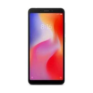 Xiaomi Redmi 6A 16GB Dual Sim 4G Black