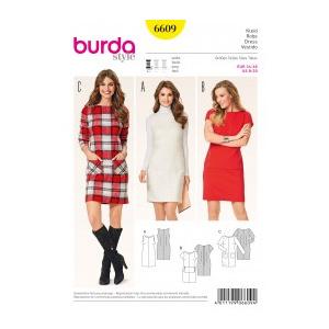 Burda Style Tipar rochie 6609