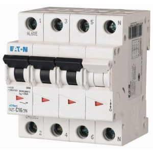 Eaton Siguranta automata FAZT-B4/3N 4A 3P+N