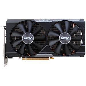 Sapphire Radeon R9 380x Nitro Oc 4gb Gddr5 256 Bit
