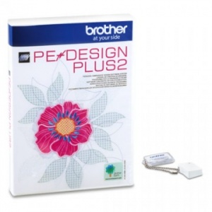 Brother Software broderie (Pe Design Plus 2)