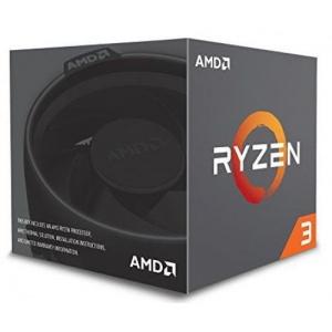 AMD Ryzen 3 1200, 3.1 GHz, (Box) YD1200BBAEBOX