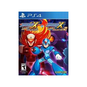 Megaman Mega Man X Legacy Collection 1 + 2 PS4