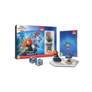 Buena Vista Home Entertainment Disney Infinity 2.0 Disney Originals Toybox Starter Pack Nintendo Wii U
