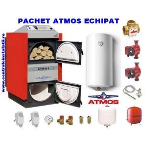 Atmos DC40SX-Boiler 100L