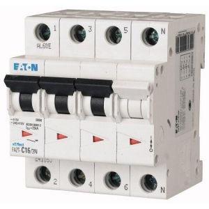 Eaton Siguranta automata FAZT-B25/3N 25A 3P+N