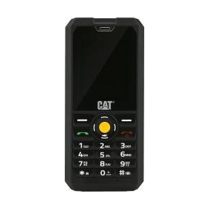 Caterpillar B30 Dual SIM Black