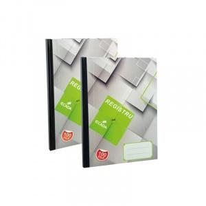 Ecada Registru format A4 100 sau 200 file, set 5 bucati 100 file Dictando