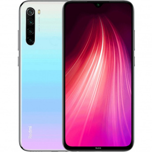 Xiaomi Redmi Note 8T 3GB RAM 32GB Dual SIM 4G Moon White