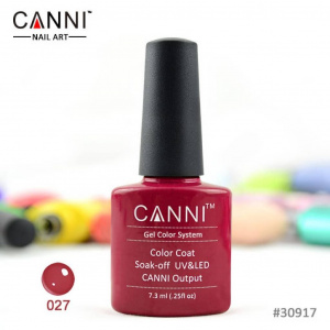 CANNI Oja SOAK OFF 027
