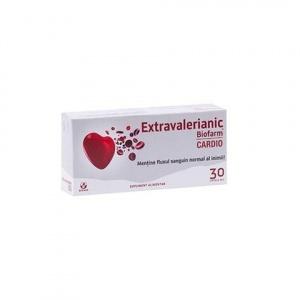 Biofarm Extravalerianic Cardio, 30 capsule