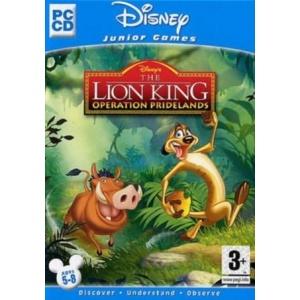 Disney The Lion King Operation Pride Land PC