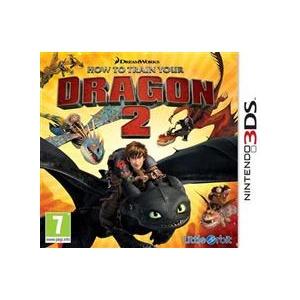 Namco Bandai How To Train Your Dragon 2 Nintendo 3Ds